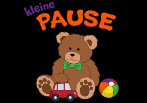 Kleine Pause Logo farbig
