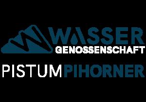 Logo Wassergenossenschaft PistumPIHORNER